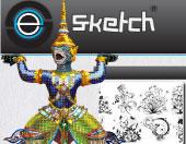 sketch-vector